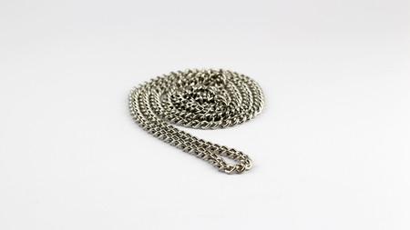 łańcuszek srebrny drobny