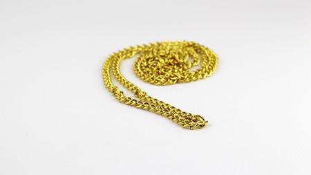 łańcuszek złoty drobny