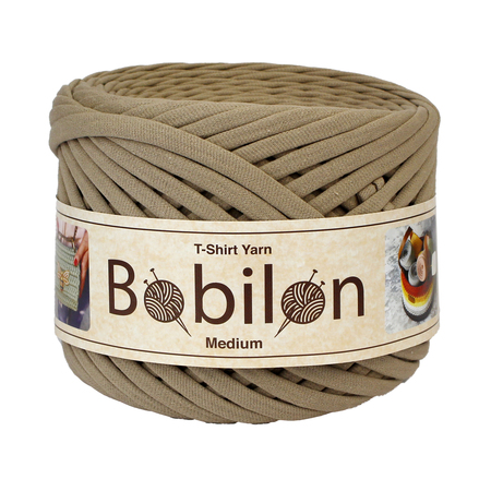 Bobilon Medium, 7-9 mm- CARAMEL